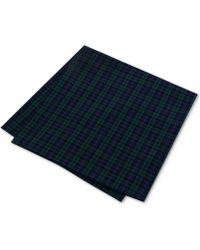 Tommy Hilfiger | Tartan Pocket Square | Lyst
