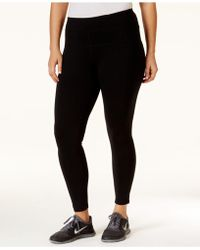 Calvin Klein | Plus Size Leggings | Lyst