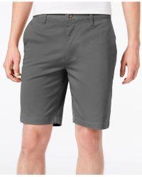RVCA - Weekend Stretch Shorts - Lyst