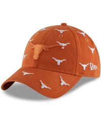 the latest dc417 93d2b KTZ - Texas Longhorns Logo Scatter Cap - Lyst