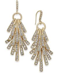 644dfd874 INC International Concepts - I.n.c. Stick Shaky Chandelier Earrings,  Created For Macy's - Lyst