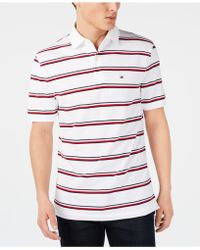 Tommy Hilfiger Marcus Striped Polo