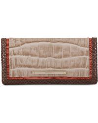 Brahmin - Ady Santos Wallet - Lyst