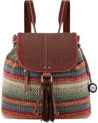 The Sak - Avalon Medium Crochet Backpack - Lyst