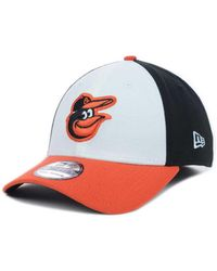 newest collection 06666 8f2a8 KTZ - Baltimore Orioles Mlb Team Classic 39Thirty Cap - Lyst