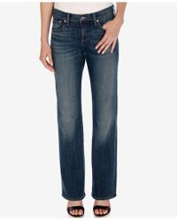 Lucky Brand - Easy Rider Bootcut Jeans, Tanzanite Wash - Lyst