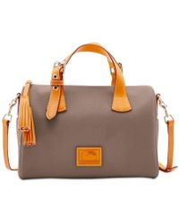 Dooney & Bourke - Kendra Satchel - Lyst