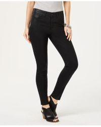 Style & Co. - Coated Ultra-skinny Jeans, Created For Macy's - Lyst