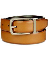 Cole Haan - Men's Leather Reversible Belt - Lyst