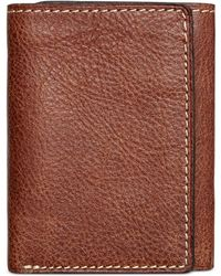 Patricia Nash - Tuscan Leather Trifold - Lyst