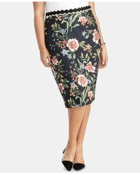 ec5e9106bb RACHEL Rachel Roy - Trendy Plus Size Gretchen Printed Pencil Skirt - Lyst