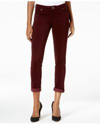 Kut From The Kloth - Catherine Corduroy Trousers - Lyst
