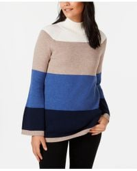 Charter Club - Flare-sleeve Sweater, Created For Macy's - Lyst