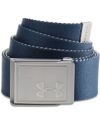 Under Armour - Webbing 2.0 Belt - Lyst