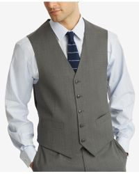 Tommy Hilfiger - Modern-fit Th Flex Stretch Suit Vest - Lyst