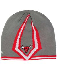 c360ec01d55 Lyst - Adidas Chicago Bulls Nba Primary Team Flex Cap in Red for Men