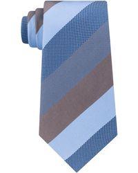 Kenneth Cole Reaction | Men's Jupiter Stripe Silk Tie | Lyst