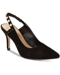 Nanette Lepore - Nanette By Stella Slingback Court Shoes, Created For Macy's - Lyst