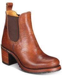 Frye | Women's Sabrina Chelsea Boots | Lyst