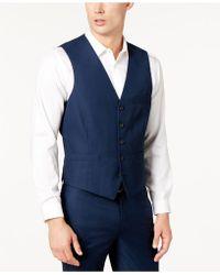 INC International Concepts - Slim-fit V-neck Vest - Lyst