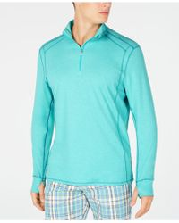 Tommy Bahama - Islandactive Palm Valley Half-zip Pullover - Lyst