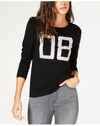 INC International Concepts - I.n.c. Studded Graphic Jumper, Created For Macy's - Lyst