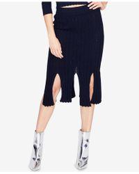 RACHEL Rachel Roy - Knit Pencil Skirt, Created For Macy's - Lyst