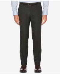 Perry Ellis - Slim-fit Dress Trousers - Lyst
