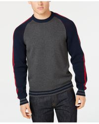 American Rag - Academia Crewneck Sweater, Created For Macy's - Lyst
