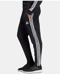 low priced 4a7cf 09880 adidas - Tiro 19 Climacool® Soccer Pants - Lyst