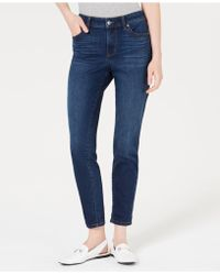 Maison Jules - Slim-leg Boyfriend Jeans, Created For Macy's - Lyst