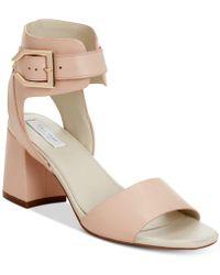 Cole Haan - Avani Block-heel Sandals, Created For Macy's - Lyst