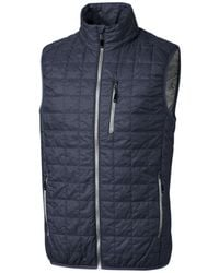 Cutter & Buck - Big & Tall Rainier Vest - Lyst