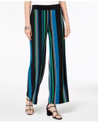 INC International Concepts - I.n.c. Striped Soft Pants, Created For Macy's - Lyst