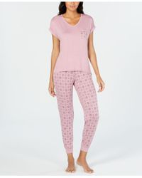 Alfani - 2-pc. Pajama Pants Set, Created For Macy's - Lyst