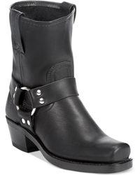 Frye - Women's Harness 8r Boots - Lyst