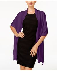 INC International Concepts   Wrap & Scarf In One, Created For Macy's   Lyst