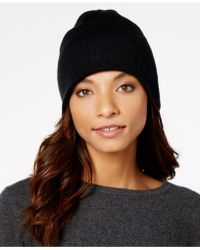 Charter Club - Fair Isle Reversible Beanie - Lyst