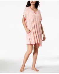 Ellen Tracy - Crochet-trim Keyhole Caftan - Lyst