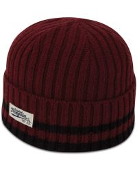 Original Penguin - Chunky Knit Beanie - Lyst