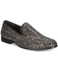 INC International Concepts - Triton Glitter Smoking Slippers, Created For Macy's - Lyst