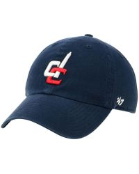 best service 6b53e 8bfc5 47 Brand Washington Capitals Clean-up Cap in Blue for Men - Lyst