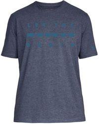 Under Armour - Men's Graphic T-shirt - Lyst