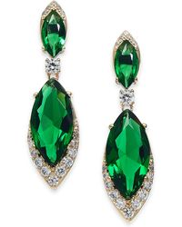 Danori - Marquise Drop Earrings, Created For Macy's - Lyst