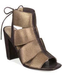 Rialto | Mirabella Block-heel Dress Sandals | Lyst