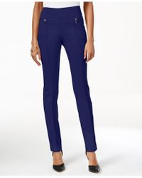 Style & Co.   Skinny Pull-on Pants   Lyst
