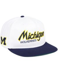 925d24a673743 Nike - Michigan Wolverines Sport Specialties Snapback Cap - Lyst
