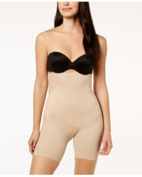 Miraclesuit - Instant Tummy Tuck High-waist Thighslimmer 2419 - Lyst