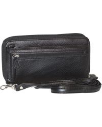 Buxton - The Ultimate Double Zip Organizer - Lyst