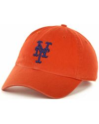 47 Brand - New York Mets Clean Up Hat - Lyst